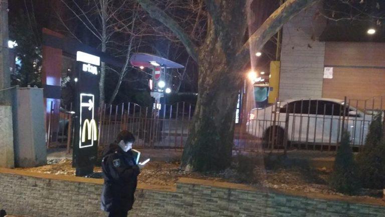 В Николаеве Львовской области случилась ссора в известной сети общепита