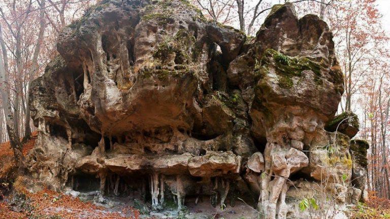 Пещера «Прийма» в Николаеве на Львовщине