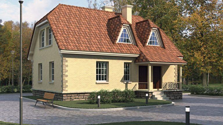 Переваги будівництва будинку з газобетону